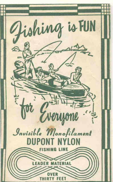 Dupont Nylon Fishing Line