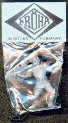 Froha Western Germany Knight Toy in Pack