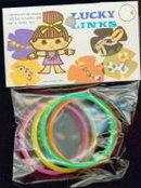 Lucky Links Bracelets Toys - carnival Prizes
