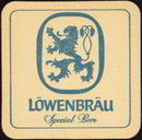 Lowenbrau Beer Coaster 1961