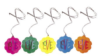 Peace Love Necklaces - Hippy
