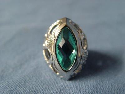 CZ Estate Dress Ring