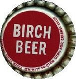Birch Beer Soda Bottle Caps