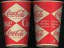 Coca-Cola Diamond Soda Cup