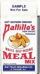 Pattillos Meal Mix Boxes
