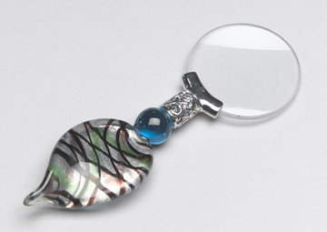 Swirled Magnifying Glass