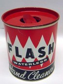 Flash Hand Cleaner Ashtray 1950s