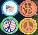 Hippie Peace Rngs Toys