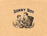 Sonny Boy Cigar Label 1920s