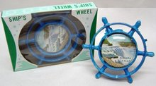 Niagara Falls Souvenir Toy Wheels in Box 1950s