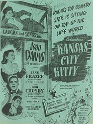 B Movie Posters 1940s