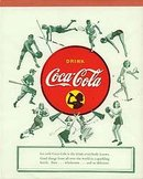 Coca-Cola Soda Tablet 1940s