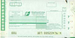 Greyhound Bus Booklet 1980s