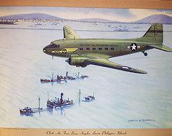 U.S.A.F. Charles Hubbell Art Litho Prints