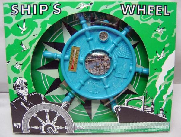 Fishermans Wharf Ships Wheel Toys