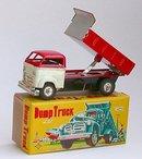 Toy Dump Truck 1950s