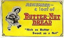 Butternut Bread Decal