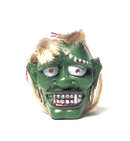Monster Halloween Shrunken Head Toys Skeleton