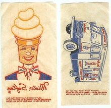 Mr. Softee Transfer Toy