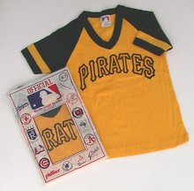 Pittsburgh Pirates MLB Childs T-shirt