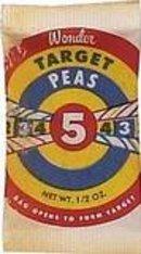 Wonder Target Gun Peas Toys