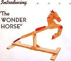 Wonder Horse Teter-Go-Round Pamphlets 1928