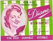 Diane Glamour Hair Net
