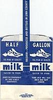 Paper Milk Bottle Carriers 1950s