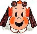 Kleenex Tissue Little Lulu Toy 1940s