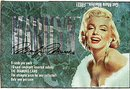 Marilyn Monroe Trading Card Wrappers 1993