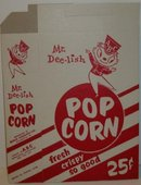 Mr. Deelish Popcorn Boxes