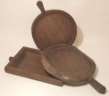 Sticky Rice Bowl - Primitive Country Wood