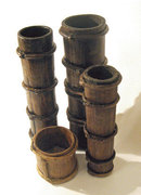 Wood Butter Churn