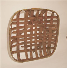 Primitive Tobacco Basket
