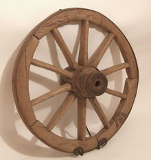 Western Wagon Wheel