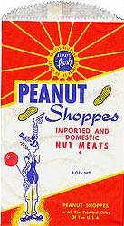 Peanuts Shoppe Bag - Crazy Clown