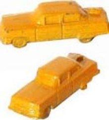 Sedan Car Toys 1940s
