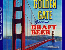 California Beer Labels 1950-1962