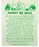 Smokey the Bear Sheet Music