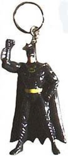 Batman Figurine Keychain Toy