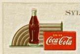 Coca-Cola Soda Check 1940s