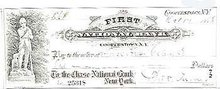 Cooperstown NY Bank Checks