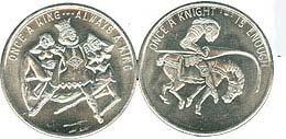 Naughty Novelty Coin