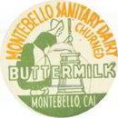 Montebello Buttermilk Pog Cap
