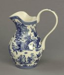 Porcelain Transferware Pitcher