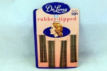De Long Bobby Pin Display