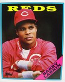 Barry Larkin Sports Folder Cards