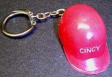 Cincinnati Reds Helmet Keychains Baseball