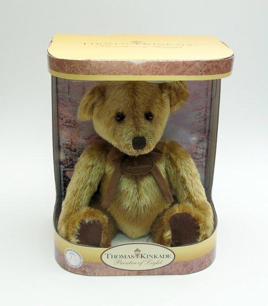 Thomas Kinkade Nanette Bear Doll