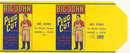 Big John Cigar Plug Label